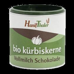 Hanifthaler Kuerbiskerne Vollmilch Schokolade Web
